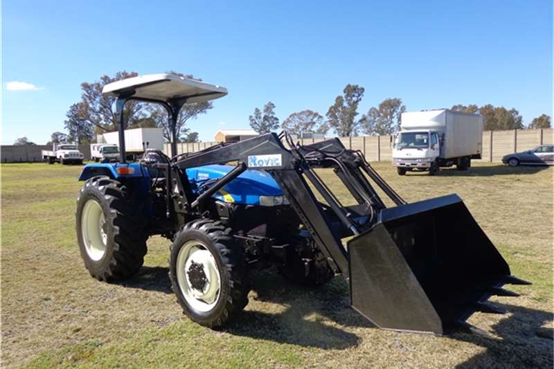 Other NEW HOLLAND TT55DT  Truck-Tractor
