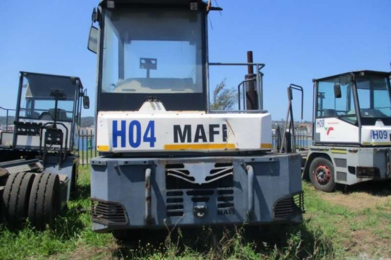 Other Single axle Mafi MT25YT, 4x2 FLR, 25 Ton Terminal Truck Truck-Tractor