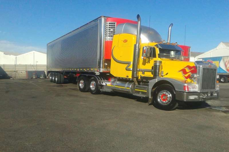 Peterbilt  double axle Peterbilt 377 Truck-Tractor