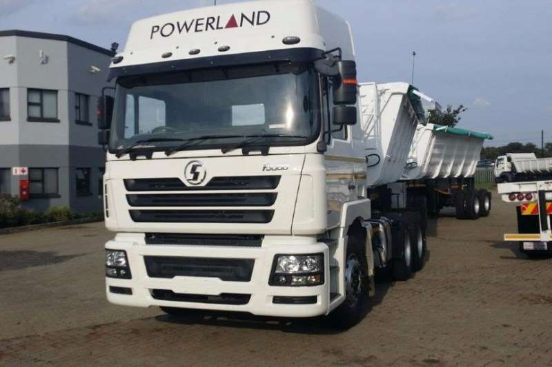 Powerland  double axle 3042 Truck-Tractor