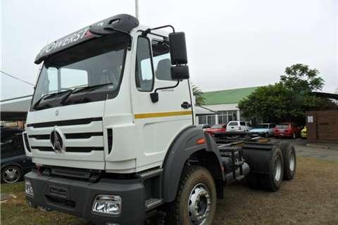 Powerstar 2628VX 6x4 Truck Tractor Truck-Tractor