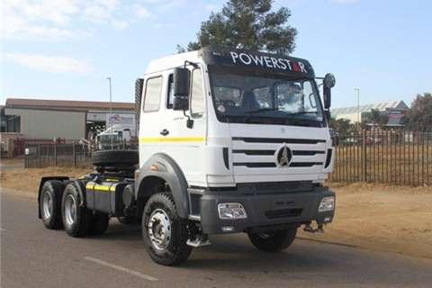 Powerstar 2642VX 6x4 Truck Tractor Truck-Tractor