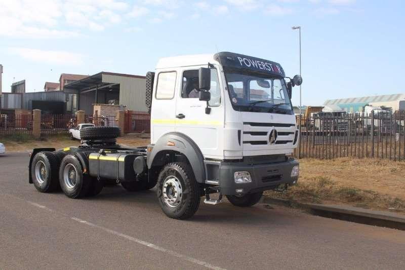 Powerstar  double axle 2642S Truck-Tractor