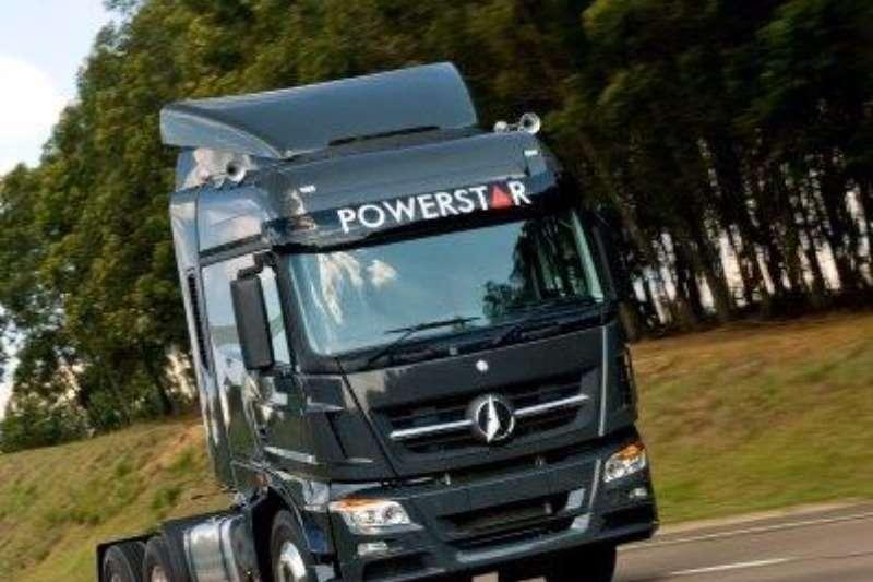 Powerstar  double axle 2646 V3 Truck-Tractor