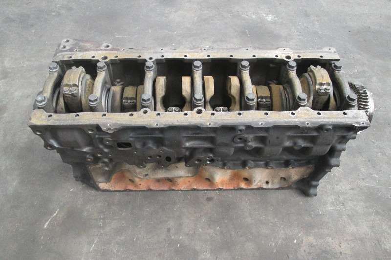 Renault DXi11 Engine Block Truck-Tractor