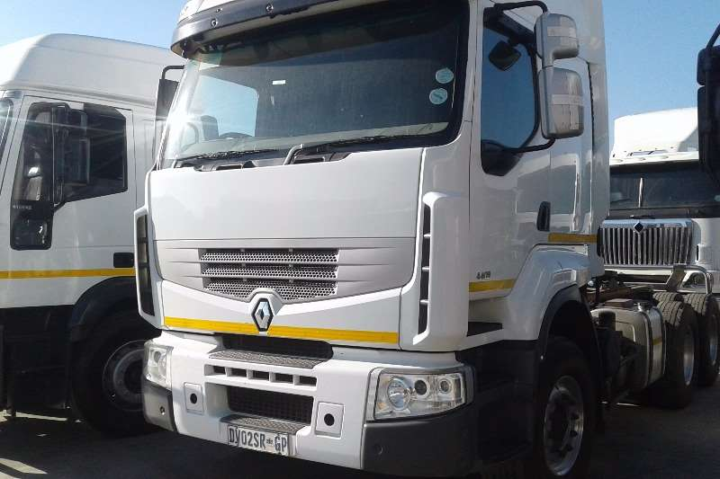 Truck-Tractor RENAULT FOR SALE...GREAT DEAL !!! 2012