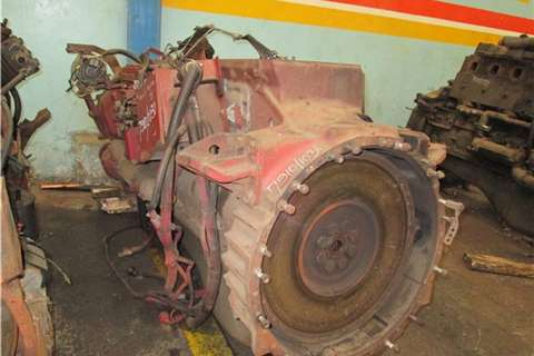 Truck-Tractor Renault Magnum Engine ( Stripped  1996