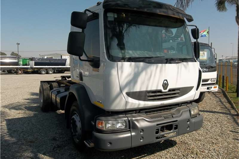 Renault Single axle MIDLUM 280 Truck-Tractor