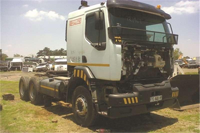 Renault Terex 400 Truck-Tractor