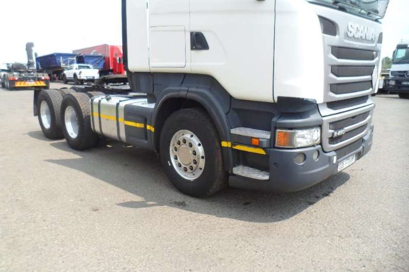 Scania 2014/2013 SCANIA R460 TRUCK TRACTOR Truck-Tractor