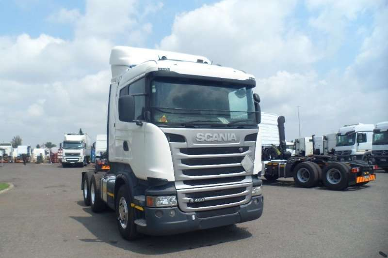 Truck-Tractor Scania 2014 SCANIA R460 TRUCK TRACTOR 2014