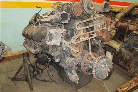 Scania 530 R144GA V8 Engine Truck-Tractor