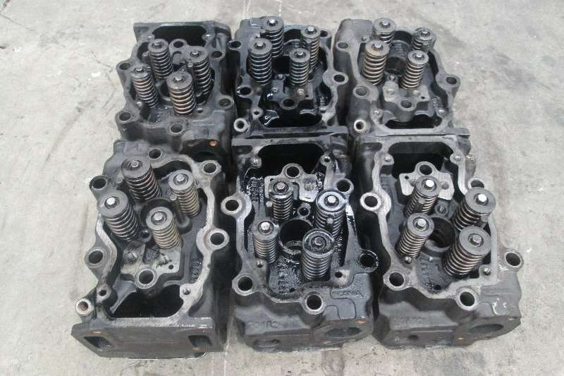 Scania DC12 06 Cylinder Heads Truck-Tractor