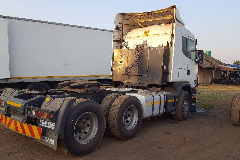 Scania  double axle 2008 SCANIA R480 Truck-Tractor