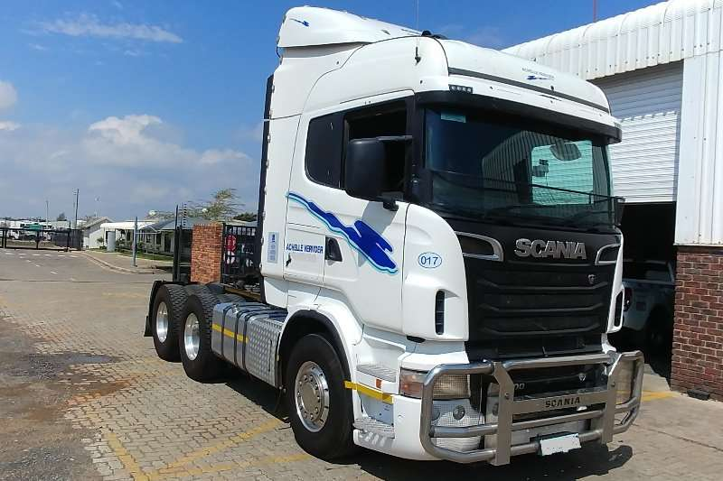 Scania  double axle 2011 Scania R500 Truck-Tractor