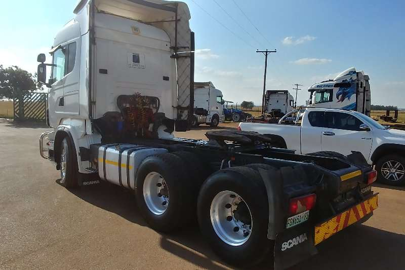 Scania  double axle 2013 Scania R500 Truck-Tractor