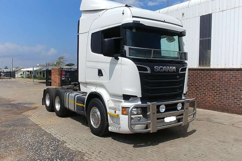Scania  double axle 2014 Scania R500 Truck-Tractor