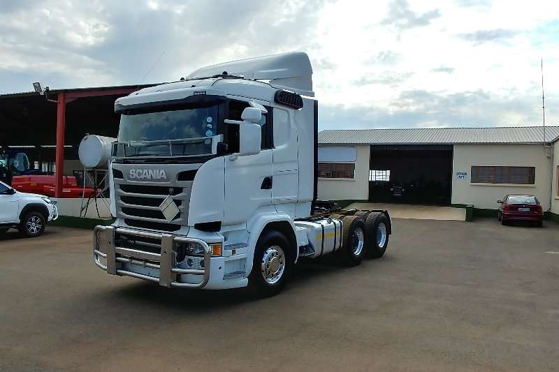 Scania  double axle 2015 Scania R460 Truck-Tractor