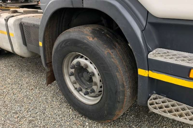 Scania  double axle G460 6x4 T/T available Truck-Tractor