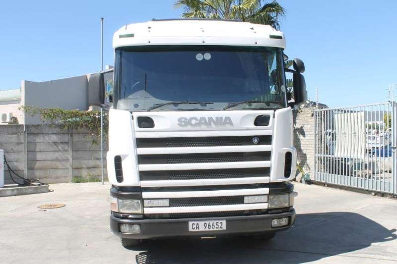 Scania  double axle R164 6x4 480 V8 Truck-Tractor