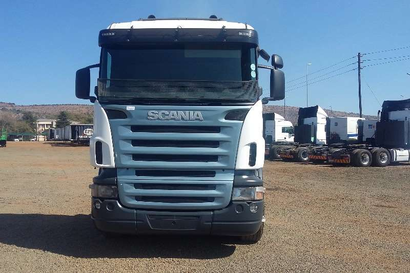 Scania  double axle R470 Truck-Tractor