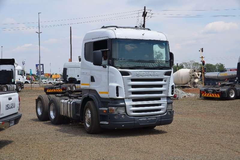 Scania  double axle R470 LA 6x4 Truck-Tractor