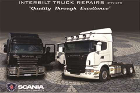 Truck-Tractor Scania Models 0