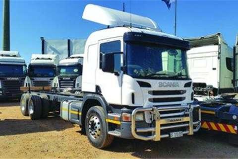 Scania P270 6x2 Rigid- Truck-Tractor
