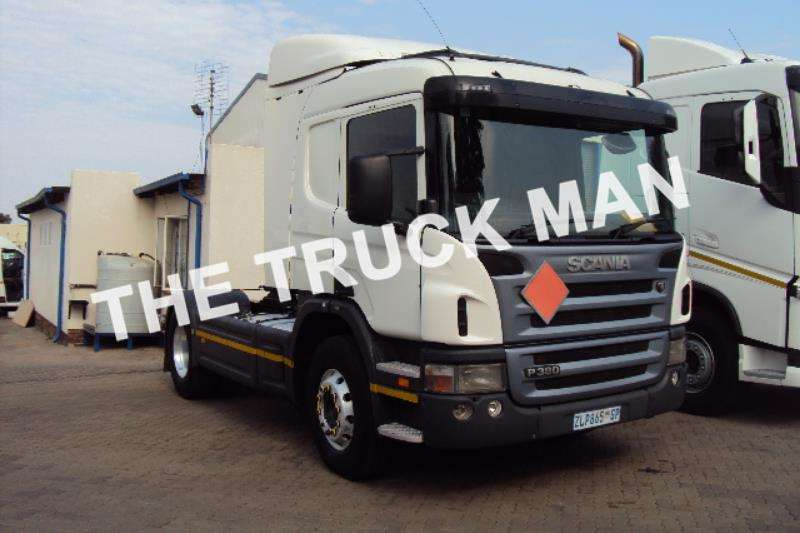Scania P380 Truck-Tractor