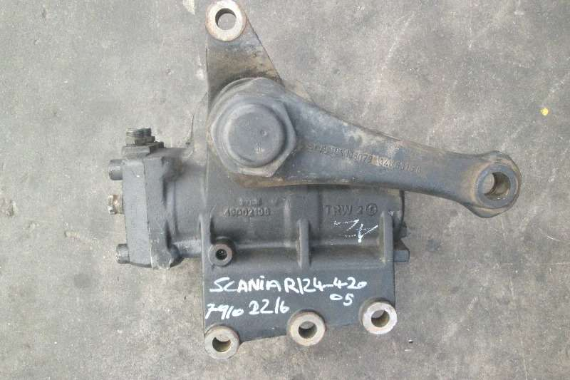 Scania R124 GA 420 Steering Box Truck-Tractor