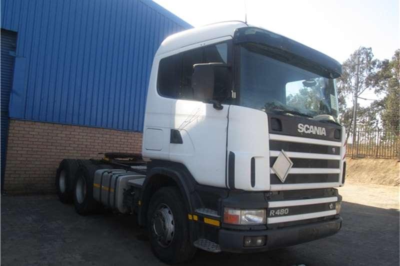 Truck-Tractor Scania R164 GA 480 2005