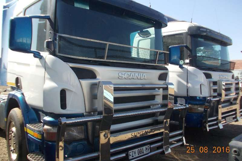 Scania R380 Truck-Tractor