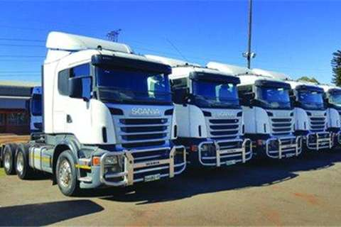 Truck-Tractor Scania R460- 2013