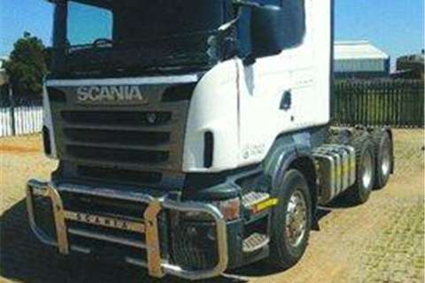 Truck-Tractor Scania R470- 2010