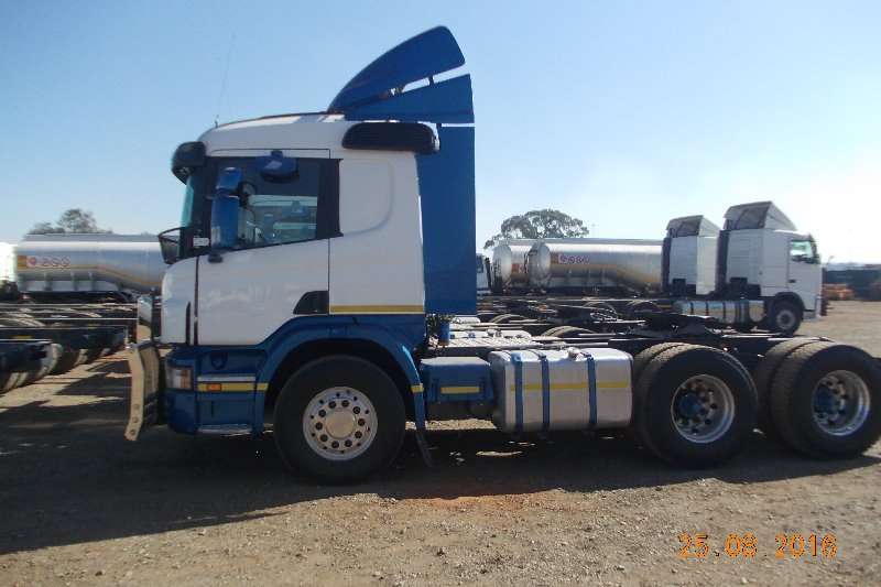 Scania R500 Truck-Tractor