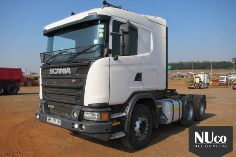 Truck-Tractor Scania SCANIA G460 6X4 HORSE 0