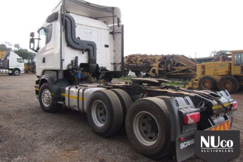 Scania SCANIA R470 6X4 HORSE Truck-Tractor