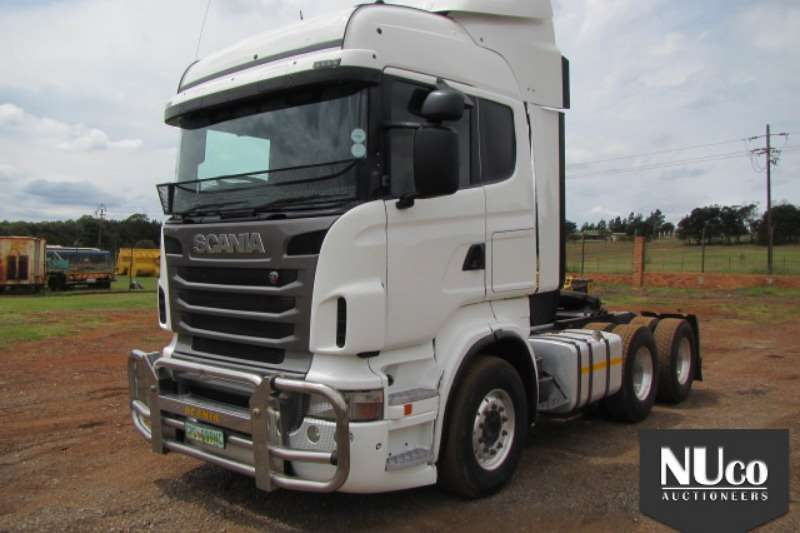 Truck-Tractor Scania SCANIA R500 6X4 HORSE 2011