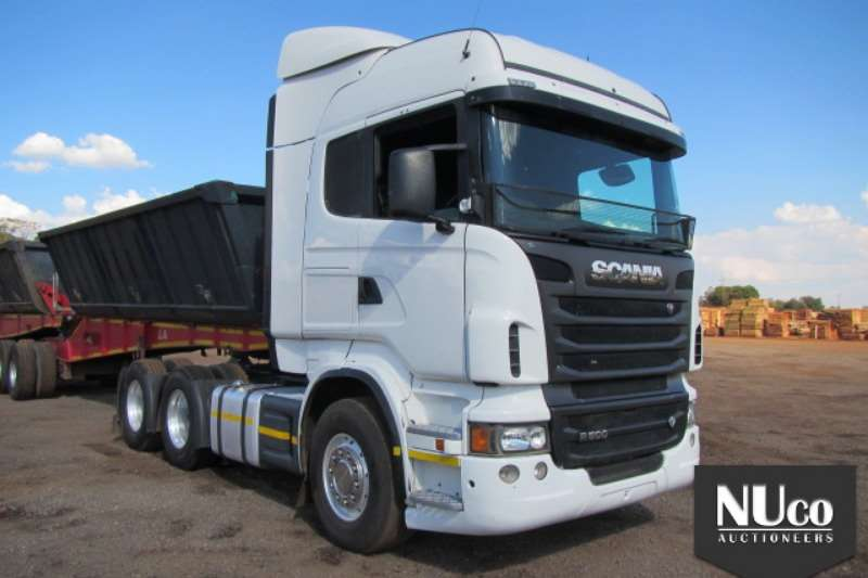 Truck-Tractor Scania SCANIA R500 V8 6X4 HORSE 2013