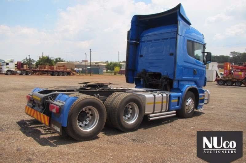 Scania SCANIA R500 V8 6X4 HORSE#9BSR6X40003667090 Truck-Tractor
