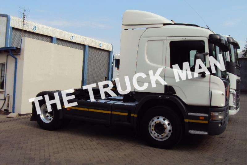 Scania Single axle P380 Truck-Tractor