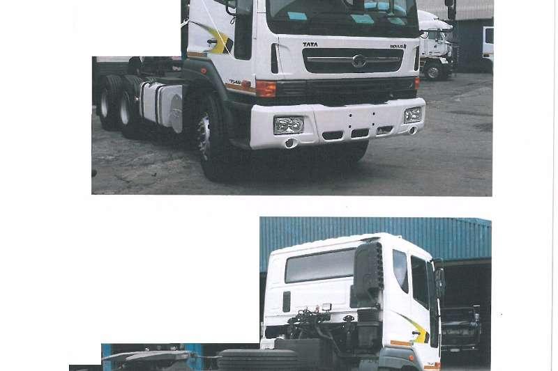 Truck-Tractor Tata  Double Axle DAEWOO  Tata , With Cummins Engine , New 2017