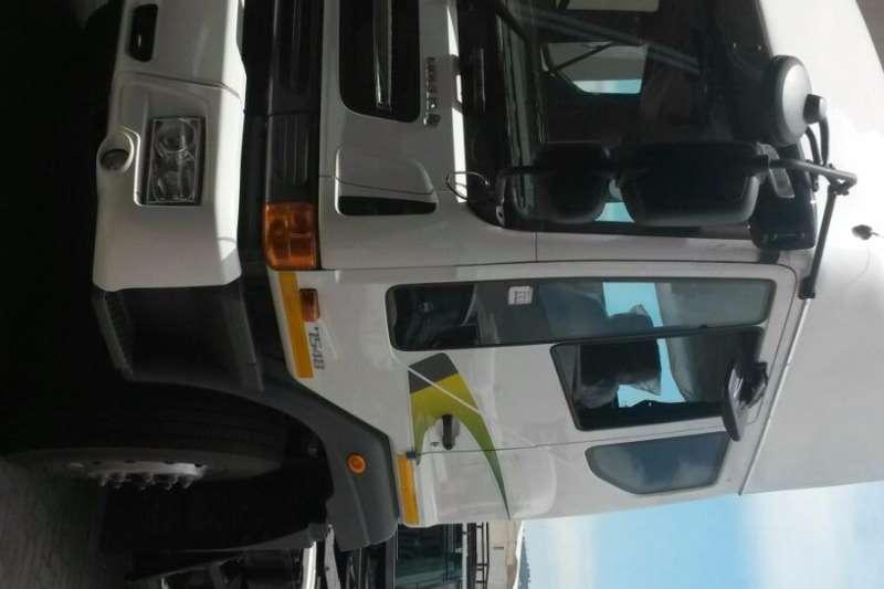 Tata  double axle Novus V3TXF 6x4 480HP Truck-Tractor