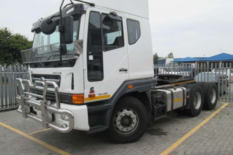 Tata  double axle Nuvus SE 7548 Truck-Tractor