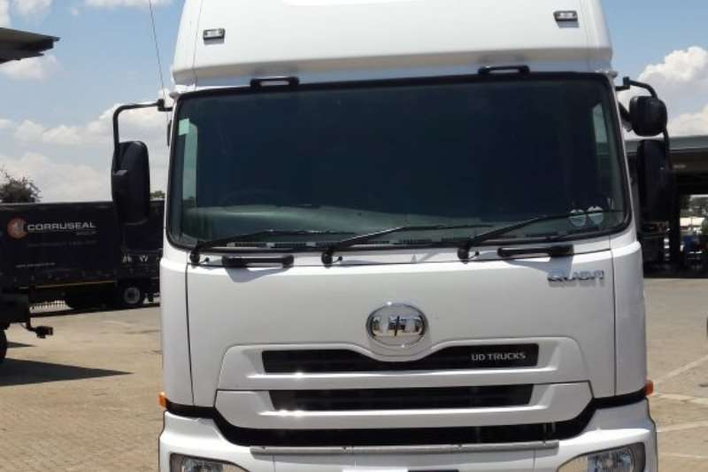 UD  double axle 2017 UD Quon 450 High Roof Truck-Tractor