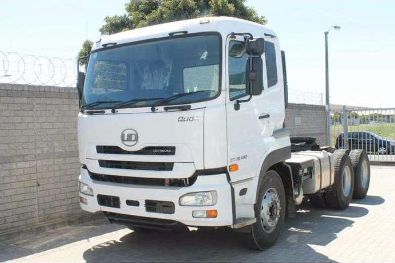UD  double axle GW 26-490TT Truck-Tractor