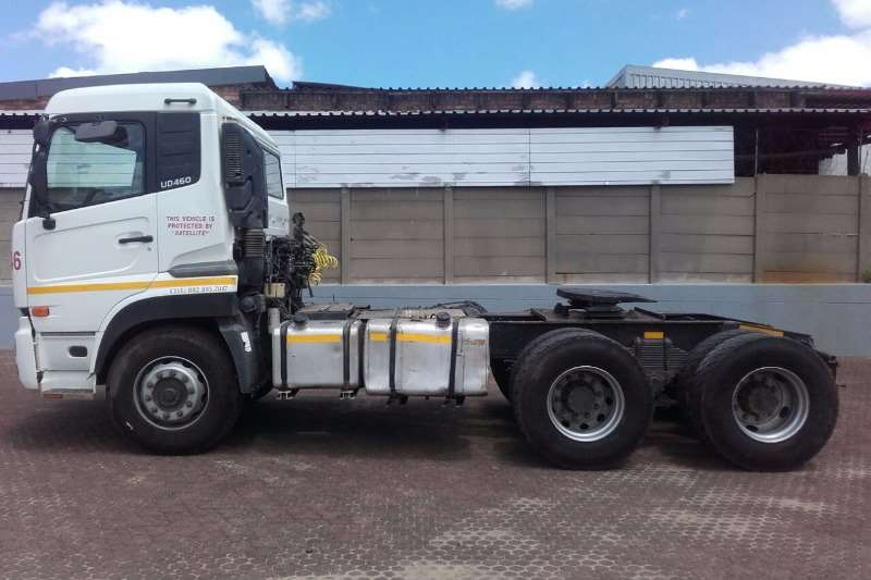 UD UD 460 2012 Model Truck-Tractor