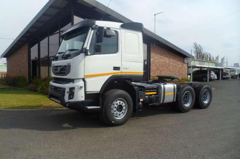 Volvo 2012 2011 VOLVO FMX 440 400 TRUCK TRACTOR Truck-Tractor