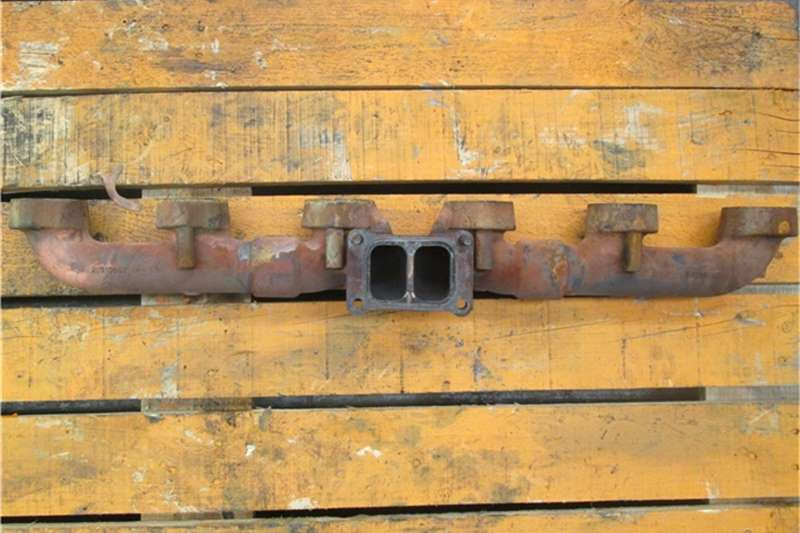 Volvo D13 Exhaust Manifold Truck-Tractor