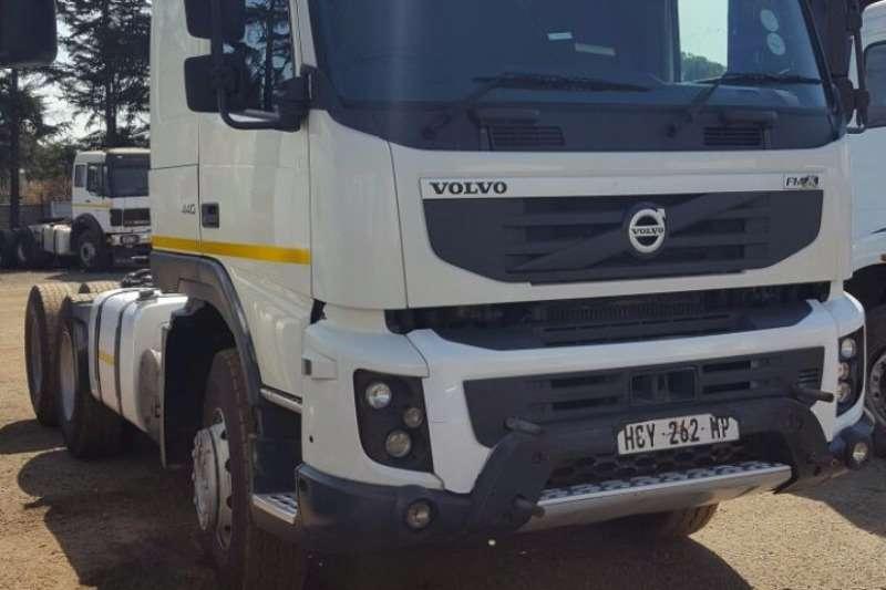 Volvo  double axle 2013 VOLVO FMX440 HYDRAULICS Truck-Tractor